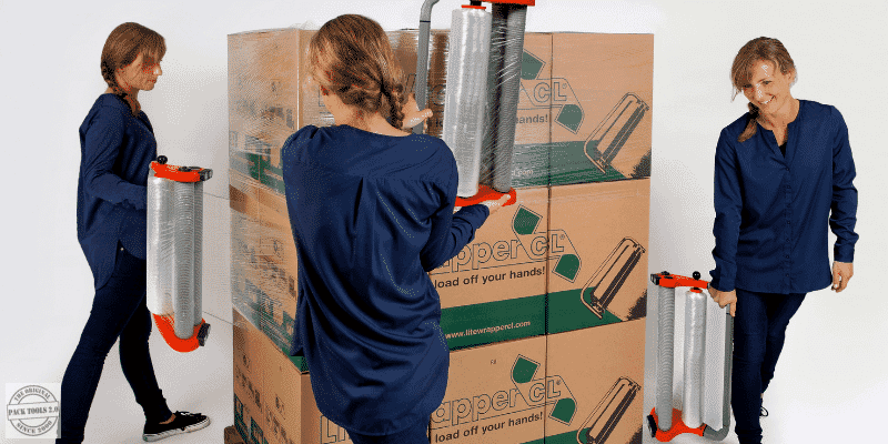 Wrapplicator of Pack Tools
